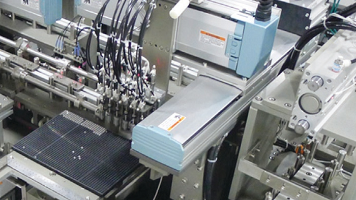 电子装配机械设备